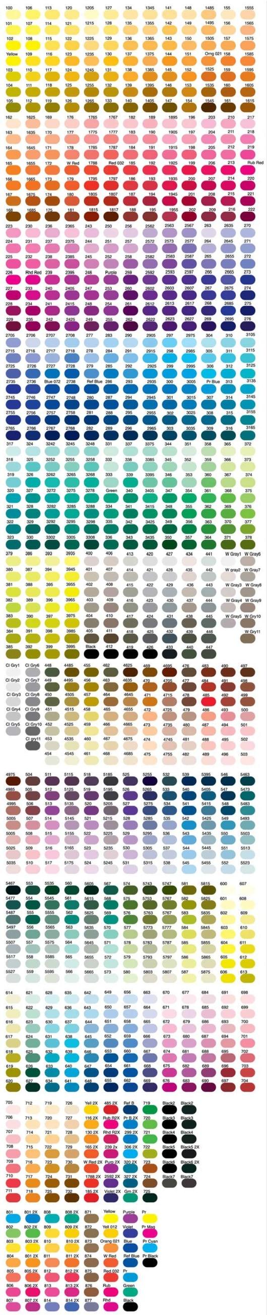 Colores de Llaveros personalizados